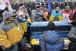 Белорусские и украинские исполнители и актеры выступили на Евромайдане
