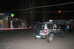В Николаеве вооруженный грабитель взял в заложницы продавщицу ювелирного магазина