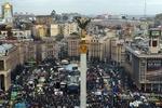 Сотни тысяч людей уже собрались на Евромайдане