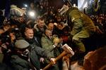 За снос Ленина активистам может грозить до 8 лет
