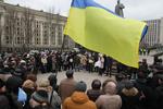 """Майдан в Донецке: """"Европа – это когда милиция не насилует женщин и не бьет дубинками детей"""""""