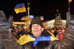 Руслана устроила дискотеку для демонстрантов на Майдане