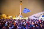 Одесситы подписывают Меморандум трех поколений в поддержку Евромайдана