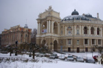 Одессу ожидает снежная неделя