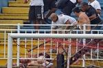 Во время футбольного матча в Бразилии убили двух фанатов