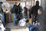 В Киеве закрыли три центральные станции метро