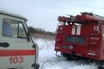 Запад Украины утопает в снегу: к больным не могут добраться скорые