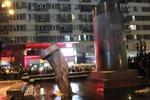 ЮНЕСКО открестилась от снесенного памятника Ленину в Киеве