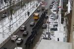 Спецназ с водометами окружает киевский Евромайдан
