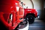 На Евромайдан пригнали пожарные машины