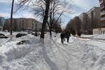 Завтра в Украине неслабый морозец