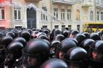 В МВД объяснили появление военных в центре Киева