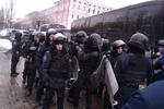 Правоохранители снесли баррикады на Садовой