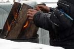 """Активистов Майдана на Лютеранской оттеснил """"Беркут"""""""