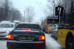 Спасатели просят водителей временно забыть о своих автомобилях