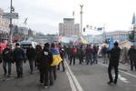 Под КГГА митингующим спели песню про друга-дурака