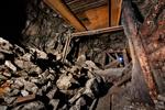 На Луганской шахте спустя три месяца нашли тело без вести пропавшего шахтера