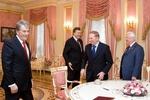 Янукович уже встретился с Ющенко, Кучмой и Кравчуком
