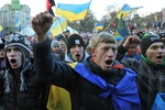 На Михайловской площади снесли палатки