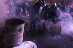 Как Запад реагирует на попытку штурма Евромайдана
