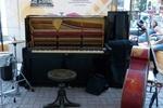 Под Киеврадой играют на знаменитом пианино и фотографируются на МАЗе