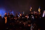 Ада Роговцева выступила на Майдане