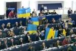 Европарламент принял резолюцию по Украине, предложив отменить визы