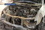 В Харькове нардепу от Свободы Швайке сожгли автомобиль