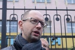 Яценюк: оппозиция передаст Януковичу требования и вернется на Майдан