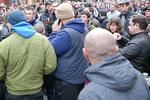 Охрана Евромайдана задержала провокаторов в Доме профсоюзов