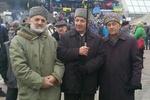 Крымские татары готовят Евромайдану угощение
