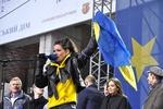 Руслана рассказала европейским политикам, как они могут порадовать людей на Майдане