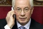 Медведев по телефону поздравил Азарова с Днем рождения