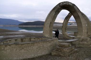 Межгорное водохранилище — Википедия
