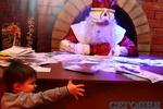 Дети просят у Деда Мороза папу, бублики к чаю и много снега