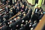 Блокадная Рада постарается принять бюджет