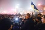 Яценюк: Если Янукович откажется уйти в отставку, то Святой Николай принесет ему розгу