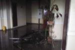 В киевской элитной многоэтажке произошел масштабный пожар
