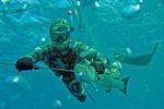 В Днепропетровске хотят запретить подводную охоту