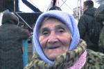 """На Евромайдане появилась новая баба """"Параска"""" - бывшая связная УПА баба Вера"""