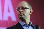 Яценюк о московских соглашениях: Российская валюта победила европейские ценности