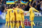 Сборная Украины завершила год на 18 месте в рейтинге ФИФА