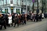 По Одессе прошел Кресный ход ко Дню Святого Николая