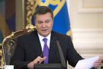 Янукович встретит Новый год, держа руку на пульсе
