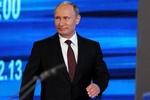 Путин сравнил Кромвеля со Сталиным