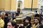 В Киево-Печерскую Лавру вернулись мощи первомученика Стефана