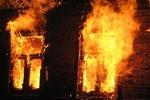 В Киеве загорелся Святошинский рынок