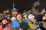 Две трети киевлян поддерживают Евромайдан - опрос