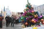 Как на Майдане встретили День святого Николая