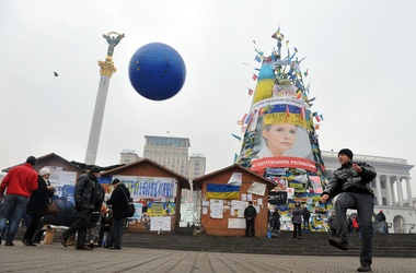 Варианты празднования Нового года в Украине и за границей